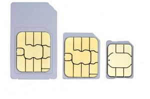 mobilabonnement SIM kort